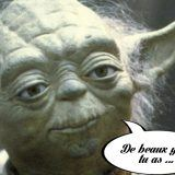 Yoda en mode drague